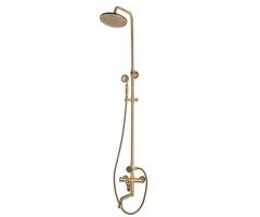 Комплект одноручковый для ванны и душа Bronze de Luxe 10120PR
