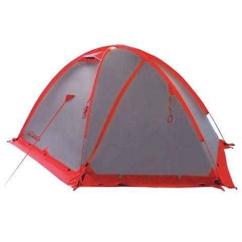 Туристическая палатка Tramp Rock 4 (V2)
