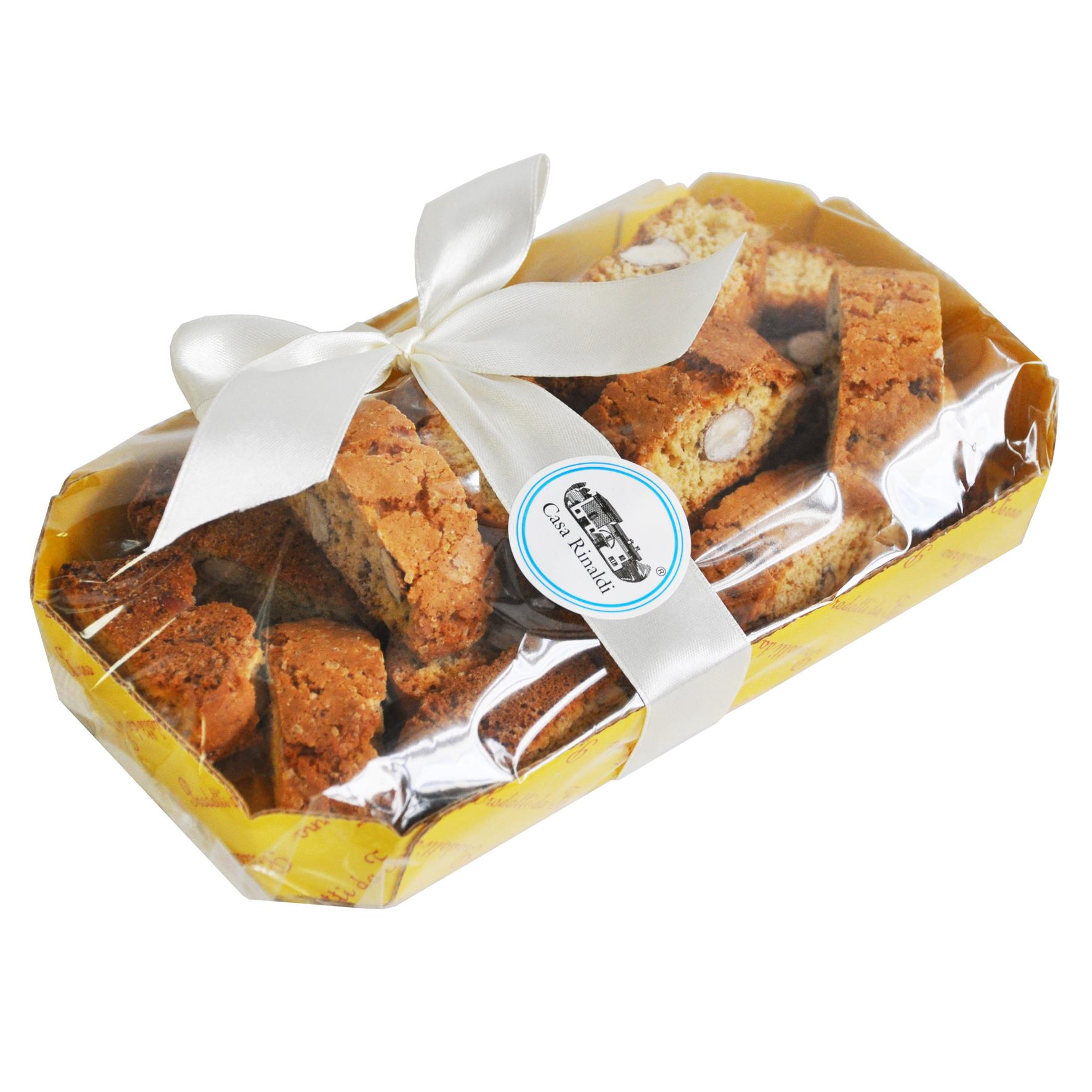 Печенье Кантучини с миндалём 200 г