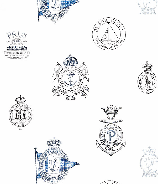 Обои Ralph Lauren Signature Papers PRL032/03, интернет магазин Волео