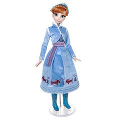 Коллекционная Кукла Анна (Anna) Холодное серце - Olaf's Frozen Adventure, Disney
