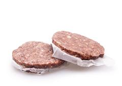 Котлеты для бургера из мяса косули, 480г