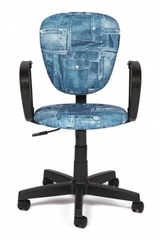 """Кресло СН413 — принт """"Джинса"""""""