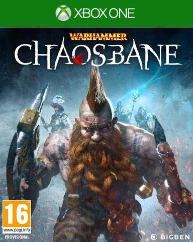 Microsoft Xbox One Warhammer: Chaosbane (русская версия)
