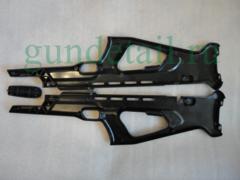 Комплект корпус левый, правый, затылок, крепеж для МР514К