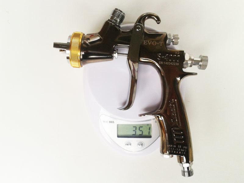 EVO-T 4000G вес корпуса