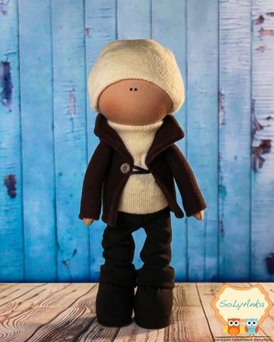 Кукла мальчик Пит из коллекции - Fairy doll