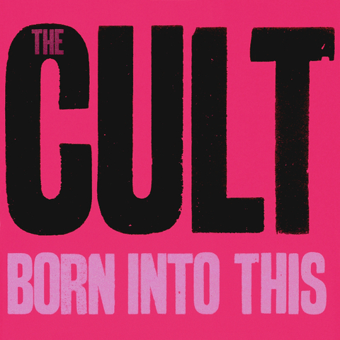 The Cult / Born Into This (LP)
