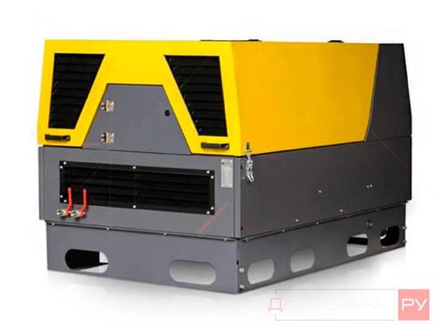 Дизельный компрессор Comprag DACS 3S
