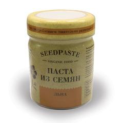 Паста из семян, Компас Здоровья, коричневый лен, 200 г