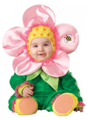 InCharacter Costumes Baby - Flower