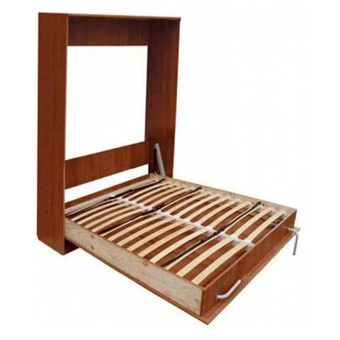 """Шкаф-кровать вертикальная 140 см, """"Гарун"""", арт.К01"""