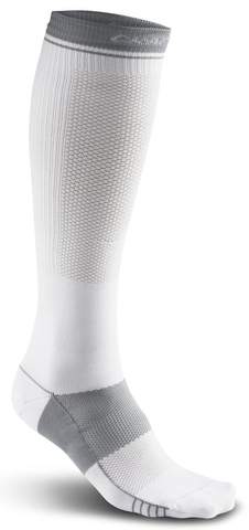 Компрессионные гольфы Craft Compression White