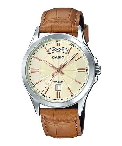 Купить Мужские японские наручные часы CASIO MTP-1381L-9ADF по доступной цене