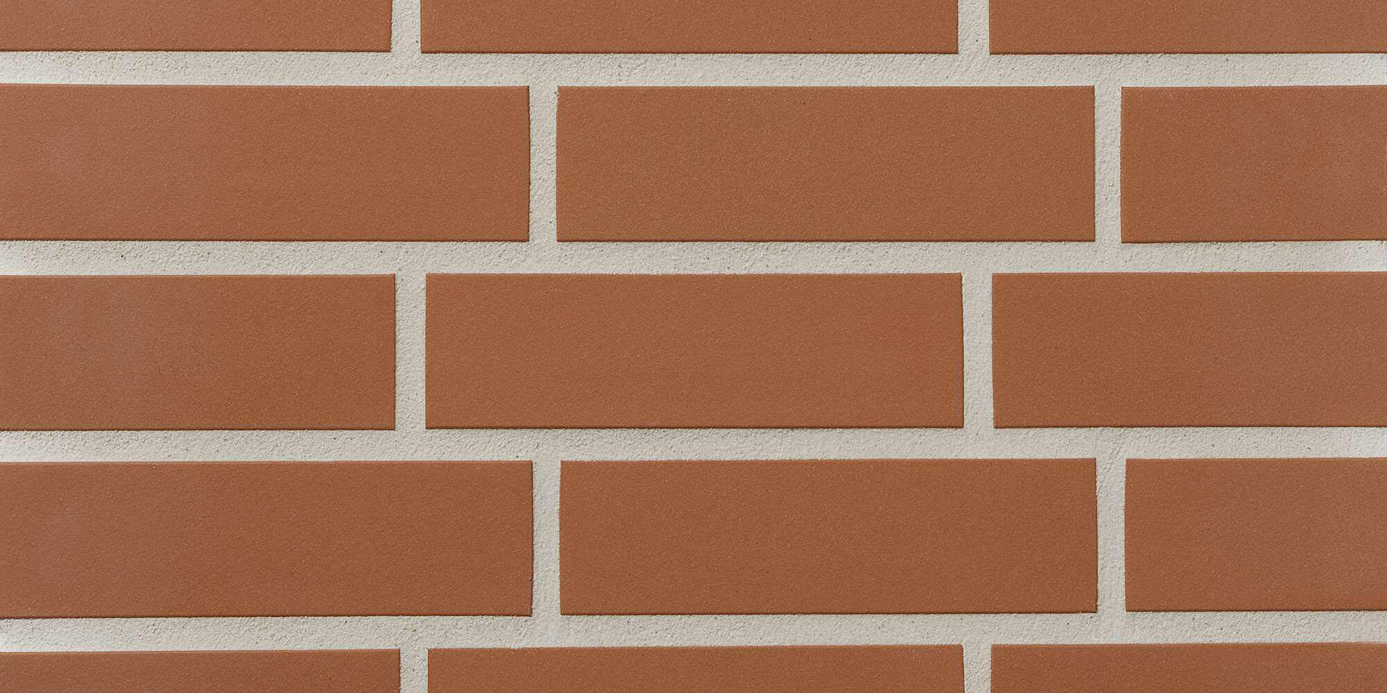 Stroeher - 200 Saumon , Keravette, unglasiert, неглазурованная, гладкая, 240x71x11 - Клинкерная плитка для фасада и внутренней отделки