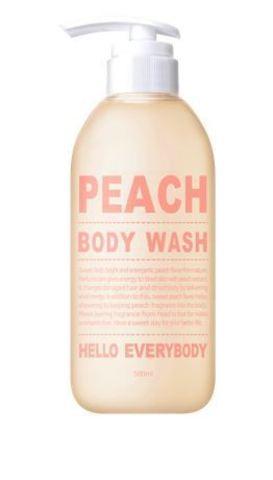Гель для душа Peach Body Wash