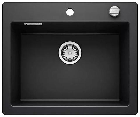 Кухонная мойка Blanco PALONA 6, керамика PuraPlus™, чёрный