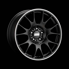 Диск колесный BBS CH 8x18 5x112 ET50 CB82.0 satin black