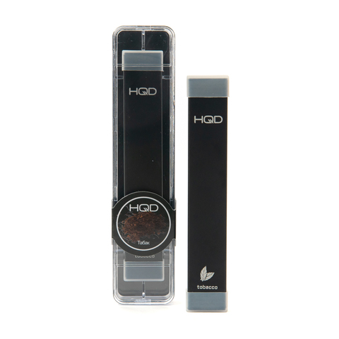 Одноразовая электронная сигарета HQD Ultra Stick Tabak (Табак)