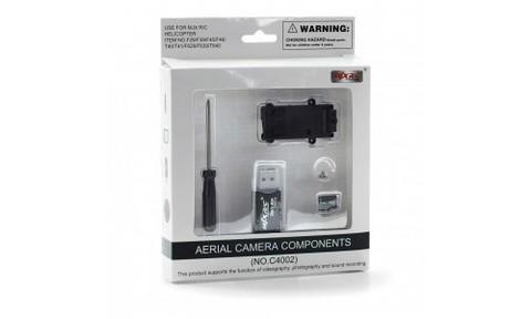Видеокамера для радиоуправляемого вертолета MJX C4002