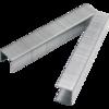 Скобы 10 мм для мебельного степлера тип 53 1000 шт MATRIX