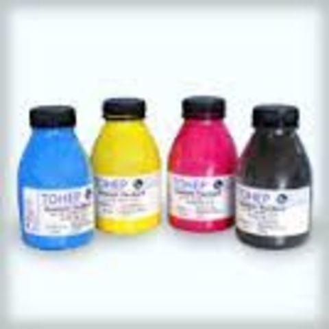 Тонер голубой (cyan) Ricoh Aficio MP C4502/5502 - 460 г/кан. Type 4.0