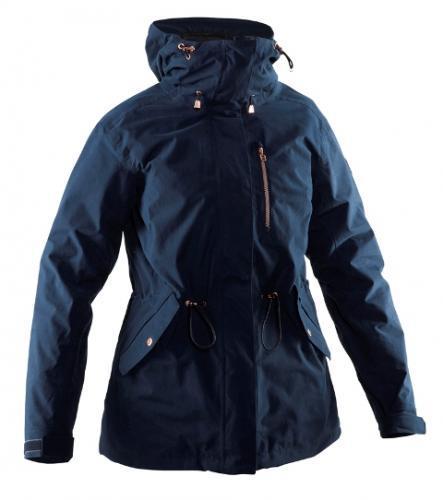 Женская куртка-парка 8848 Altitude Beata ws Zipin (698115) navy