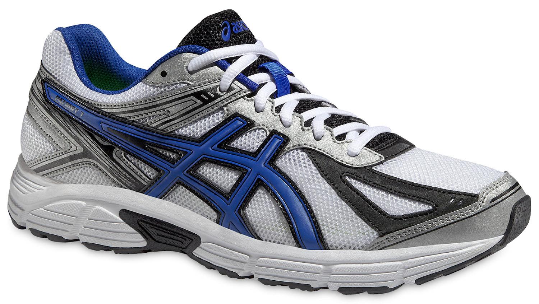 Мужские кроссовки для бега Asics Patriot 7 (T4D1N 0142) белые фото