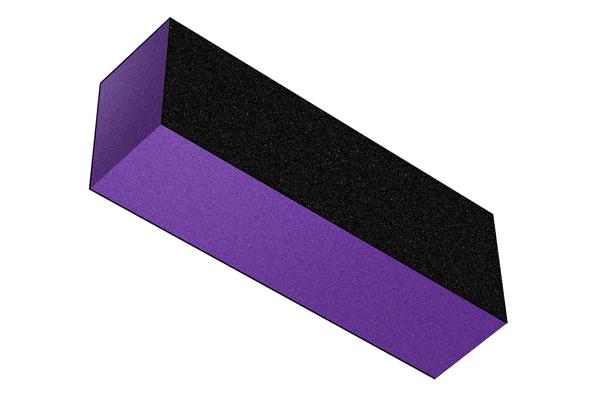 Бафы, полировщики Баф пурпурный RuNail 100/150 baf-purpurnyj-runail-100-150-grit.jpg