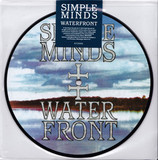 Simple Minds ‎/ Waterfront (Picture Disc)(7' Vinyl Single)