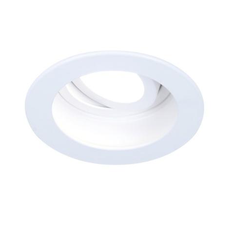 Встраиваемый поворотный светильник Ambrella TN175 WH белый GU5.3