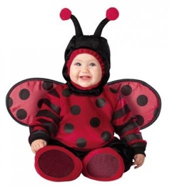 InCharacter Costumes Baby - Ladybug