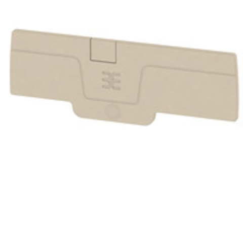 Торцевая пластина AEP DT 2.5 3C