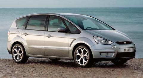 Гарант Консул 13801.L для FORD S-MAX /2006-2010/ М6 R-вперед