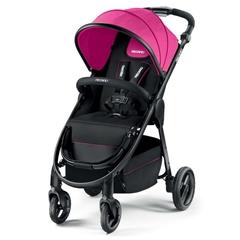 Коляска детская RECARO Citylife Pink Black Frame (5650.21211.66)
