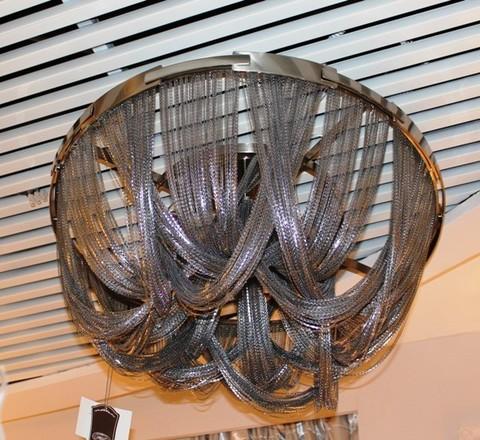chandelier  SOSCIK Terzani ( silver  ) ceiling