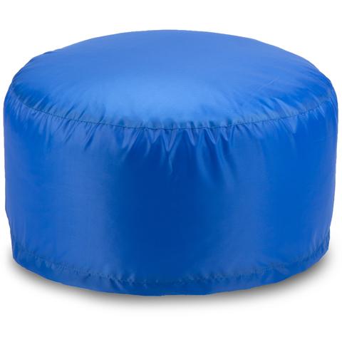 Пуфик «Таблетка большая», Синий