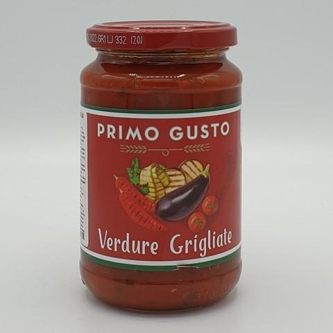 Соус томатный с овощами на гриле PRIMO GUSTO, 350 гр