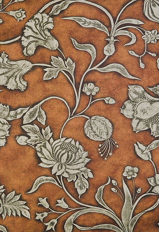 Обои Zoffany Nureyev Wallpaper Pattern NUP07002, интернет магазин Волео