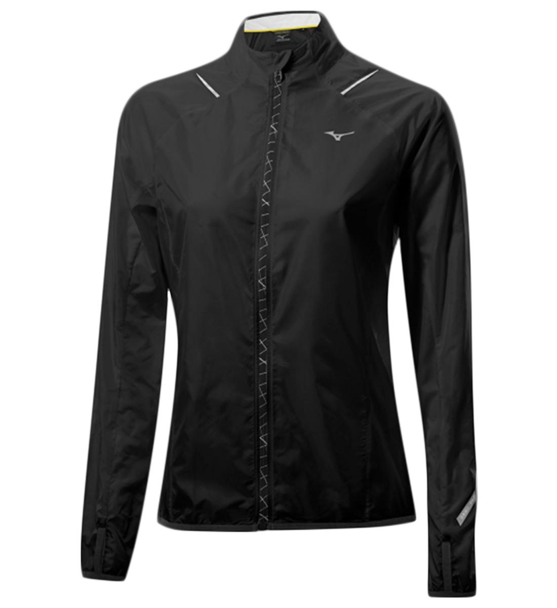 Женская ветрозащитная куртка Mizuno Impermalite (J2GC4201 09)