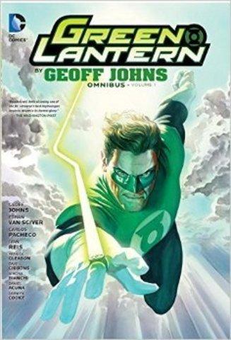 Green Lantern by Geoff Johns Omnibus  Vol 1