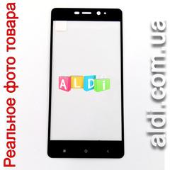 Защитное стекло Xiaomi REDMI 6X/A2 2.5D ЧЕРНОЕ полное покрытие FULL COVER