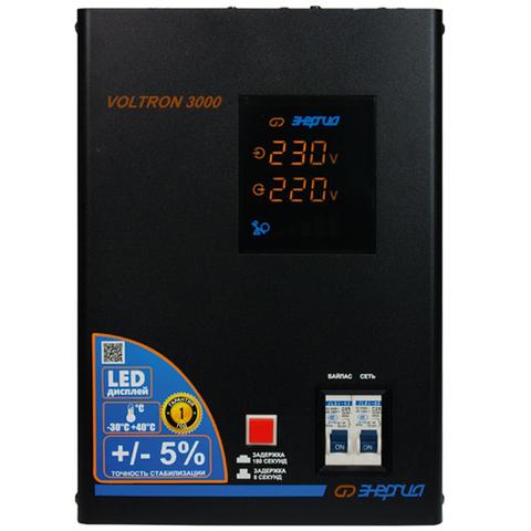 Стабилизатор Voltron-3000(НР) Энергия