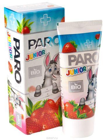 Зубная паста Paro dent BIO Junior