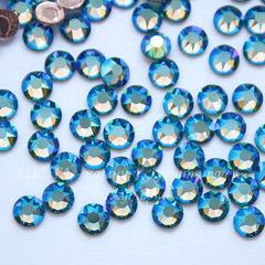 2078 Стразы Сваровски горячей фиксации Erinite Shimmer ss16 (3,8-4 мм), 10 штук