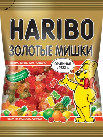 """Мармелад """"Haribo"""" Золотой мишка 140г"""