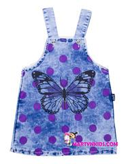 708 сарафан бабочка