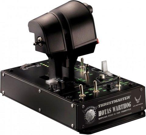 Thrustmaster Warthog Dual Throttles, PC