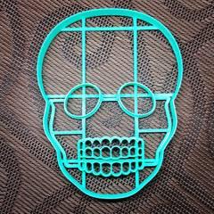 Мексиканский череп