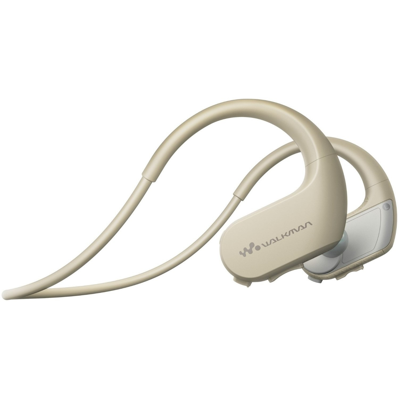 NW-WS414C плеер Sony Walkman бежевый купить в Sony Centre Воронеж